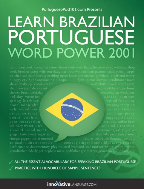 What are the best resources for learning Brazilian Portuguese?
