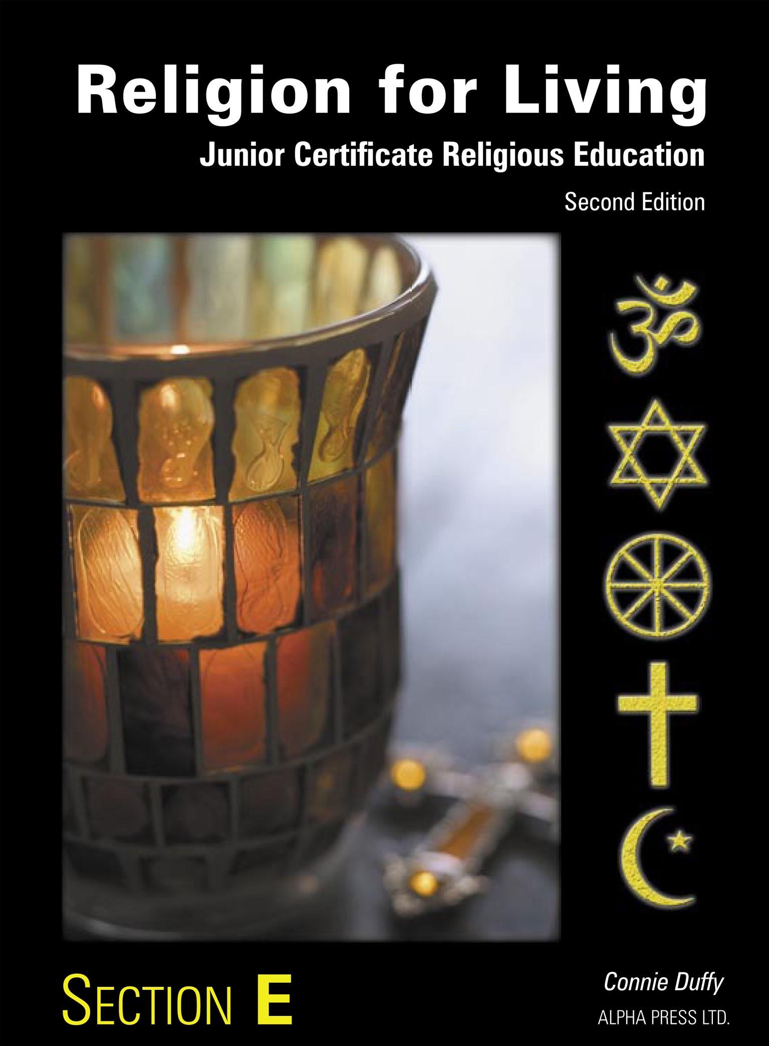 Leaving Certificate Religious Education