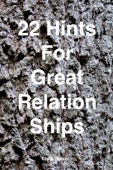 Similar eBook: 22 Skills for Great Relationships