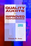 Quality Audits For Improved Performance Third Edition
