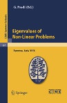 Eigenvalues Of Non-Linear Problems