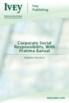 Corporate Social Responsibility With Pratima Bansal