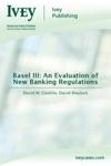 Basel III An Evaluation Of New Banking Regulations