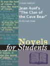 A Study Guide For Jean Auels The Clan Of The Cave Bear