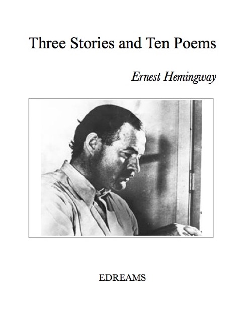 critical ernest essay hemingway short story Home / blog / samples / essay samples / literary essay example: hemingway's  short stories, hemingway was able to get as much effect as possible even from the .