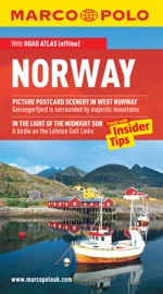 NORWAY - MARCO POLO TRAVEL GUIDE