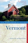 Explorers Guide Vermont Thirteenth Edition