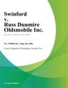 Swinford V Russ Dunmire Oldsmobile Inc