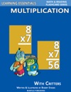 Multiplication Flash Cards Multiplication Facts With Critters