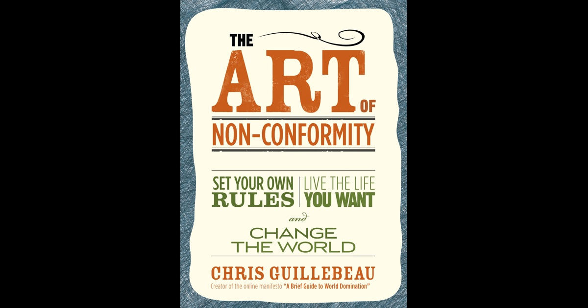 Chris guillebeau world domination manifesto