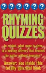 Rhyming Quizzes