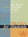A Study Guide For Neil Simons The Odd Couple