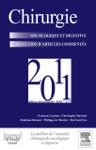 Chirurgie Oncologique Et Digestive 2011