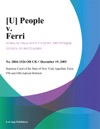 U People V Ferri