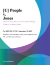 People V Jones
