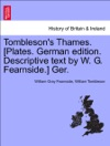 Tomblesons Thames Plates German Edition Descriptive Text By W G Fearnside Ger