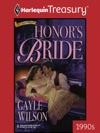 Honors Bride