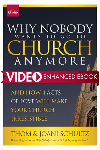 Why Nobody Wants to Go to Church Anymore Enhanced Edition