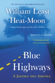 Blue Highways - William Least Heat-Moon Book