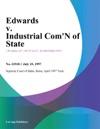 Edwards V Industrial Comn Of State