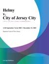 Helmy V City Of Jersey City