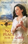 No Place For A Lady Heart Of The West Book 1