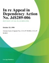 In Re Appeal In Dependency Action No Jd-89-006