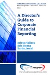 A Directors Guide To Corporate Financial Reporting