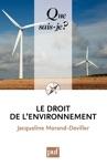 Le Droit De Lenvironnement