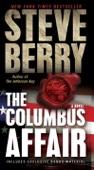 The Columbus Affair: A Novel (with bonus short story The Admiral's Mark) - Steve Berry Cover Art