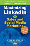 Maximizing LinkedIn For Sales And Social Media Marketing An Unofficial Practical Guide To Selling  Developing B2B Business On LinkedIn