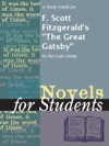 A Study Guide For F Scott Fitzgeralds The Great Gatsby Study Guide