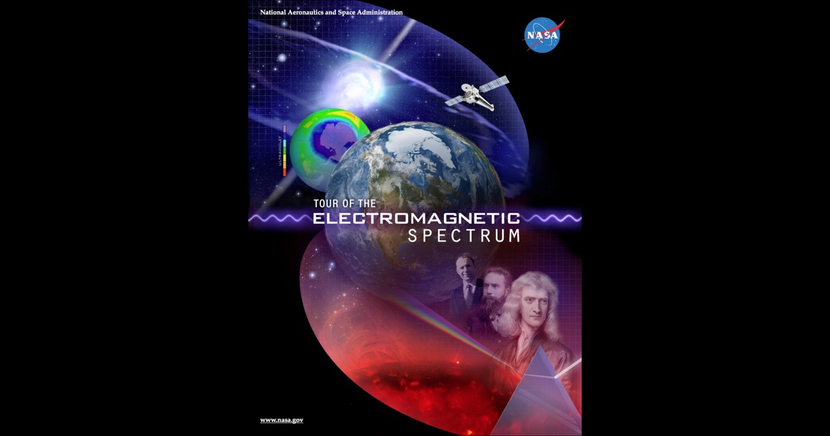 NASA: Tour of the Electromagnetic Spectrum by Ginger ...