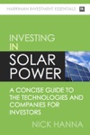 An Investors Guide To Solar Power