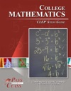 College Mathematics - CLEP Study Guide
