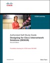 Designing For Cisco Internetwork Solutions DESGN Authorized CCDA Self-Study Guide Exam 640-863