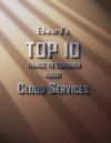 Edwards Top 10 Things To Consider About Cloud Services