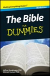 The Bible For Dummies  Mini Edition