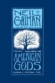 American Gods: The Tenth Anniversary Edition - Neil Gaiman Cover Art