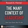 Many Context Of Leadership The One Size Does Not Fit All
