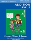 Addition Level 2 Pictures Words  Review