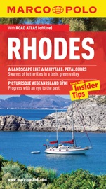 RHODES - MARCO POLO TRAVEL GUIDE