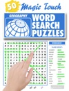 Magic Touch Geography Wordsearch Puzzles 1