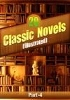 20 Classic Novels Illustrated Part-4
