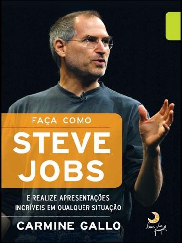 Faa como Steve Jobs