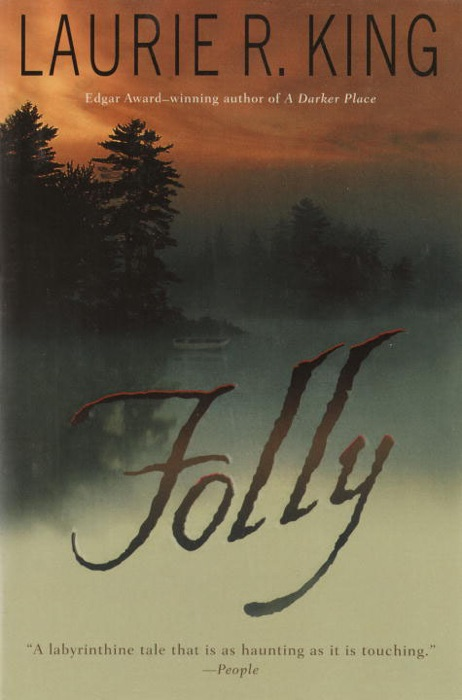 Folly Laurie R King Book