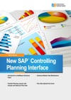 New SAP Controlling Planning Interface