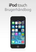 Apple Inc. - Brugerhåndbog til iPod touch til iOS 7.1 artwork