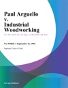 092192 Paul Arguello V Industrial Woodworking