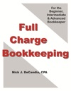 FULL CHARGE BOOKKEEPING For The Beginner Intermediate  Advanced Bookkeeper